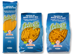 Mais-Reis-Nudeln von Felicia Bio